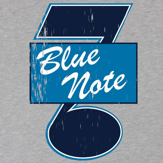 The Blue Note - Unisex Tee