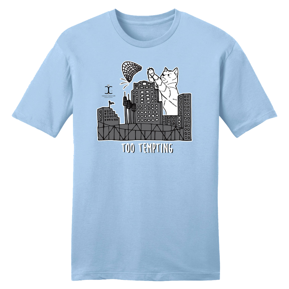 Too Tempting - CARE - Cincy Shirts