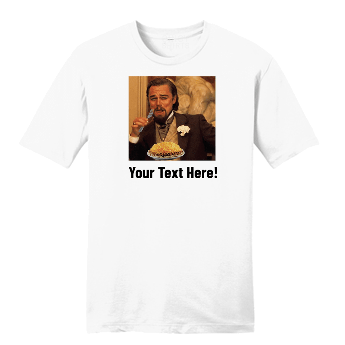 Customize Leo Meme - Cincy Shirts
