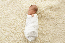 Muslin Swaddle Blanket- The Birds & the Bees