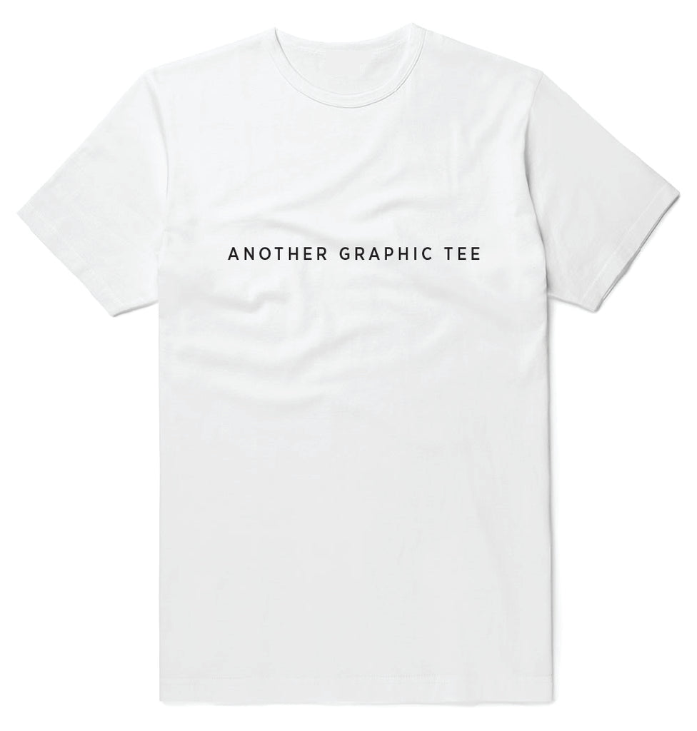 Another graphic tee