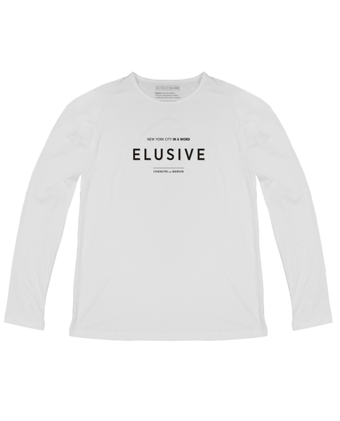 Elusive New York - Long-Sleeve (also in black)