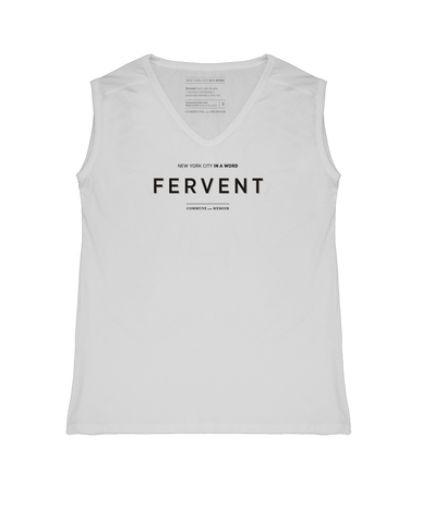 Fervent New York - Muscle Top