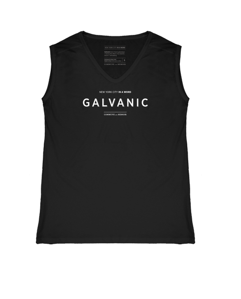 GALVANIC NEW YORK - MUSCLE TOP (also in white)