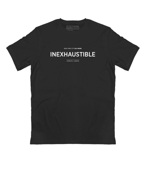 Inexhaustible Men's Crew Neck - Classic Fit (also in white)