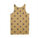 Fresh!! Hopped MENS ALL-OVER PRINT TANK TOP