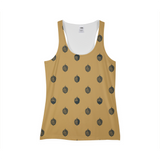 Fresh!! Hopped WOMENS ALL-OVER PRINT TANK TOP