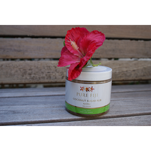 Pure Fiji Noni Coconut Sugar Rub