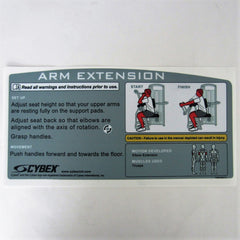 Cybex VR3 Arm Extension