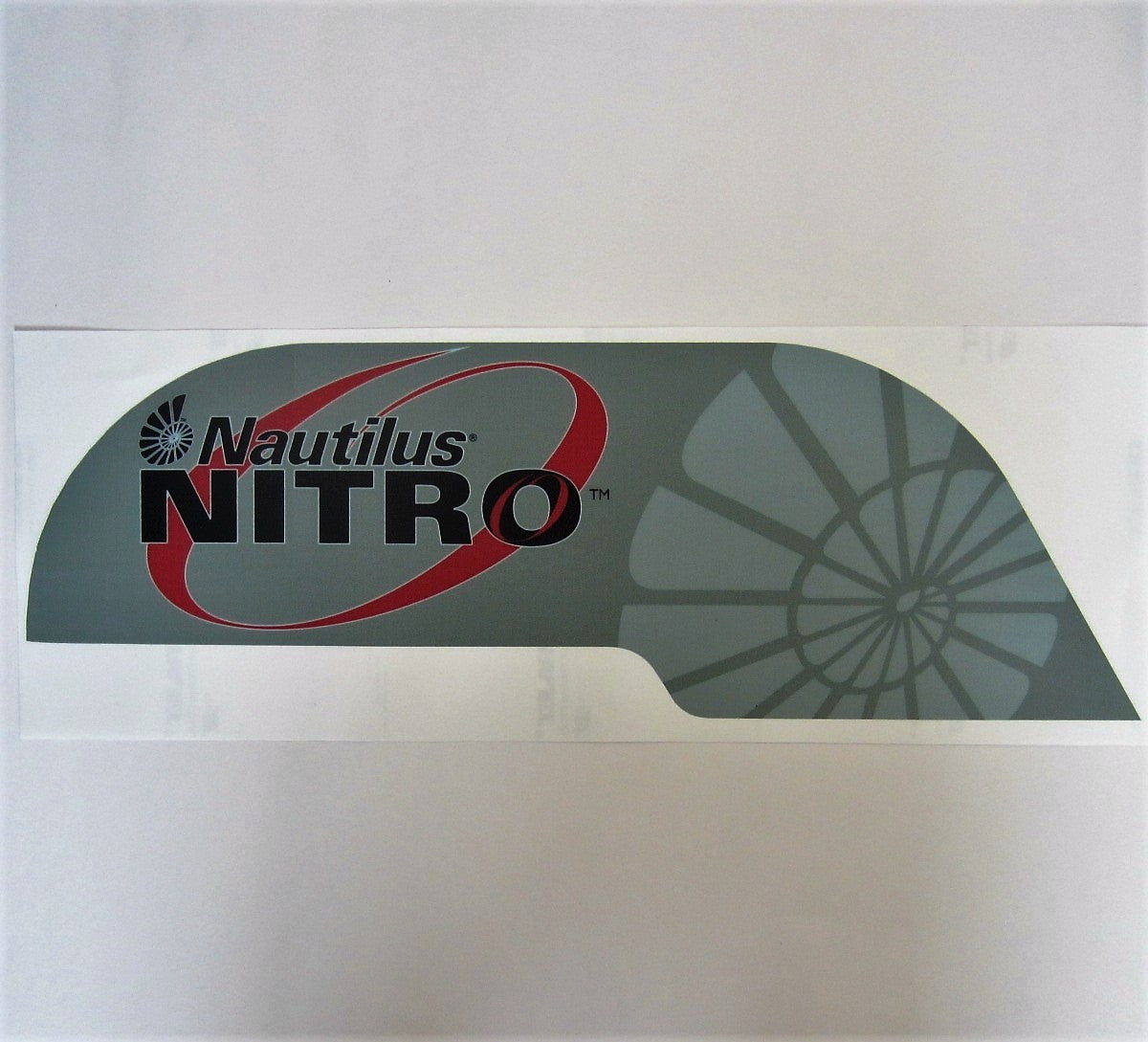 Backside Decal NITRO-18