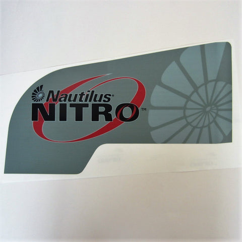 Backside Decal NITRO-19