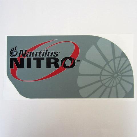 Backside Decal NITRO-20