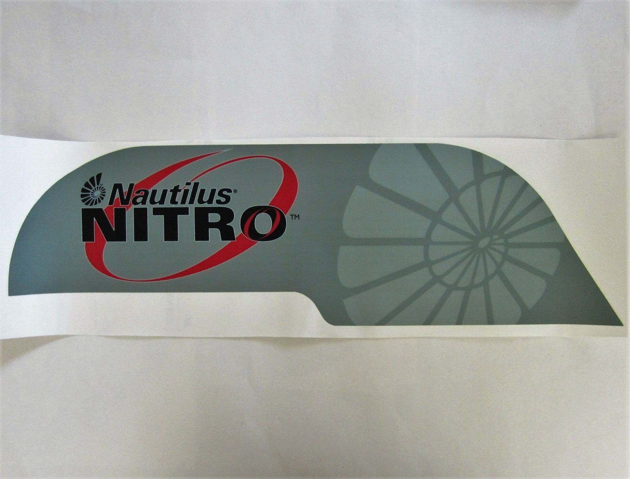 Backside Decal NITRO-21