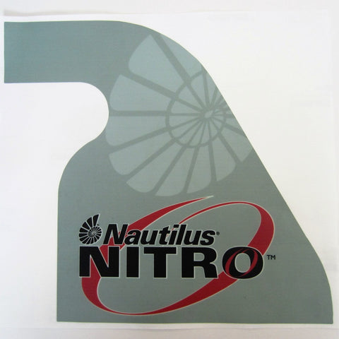 Backside Decal NITRO-22