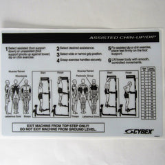 Cybex Classic Assisted Chin-Up/Dip