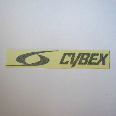 "Cybex Frame Decal for Treadmill 19"" x 3"""