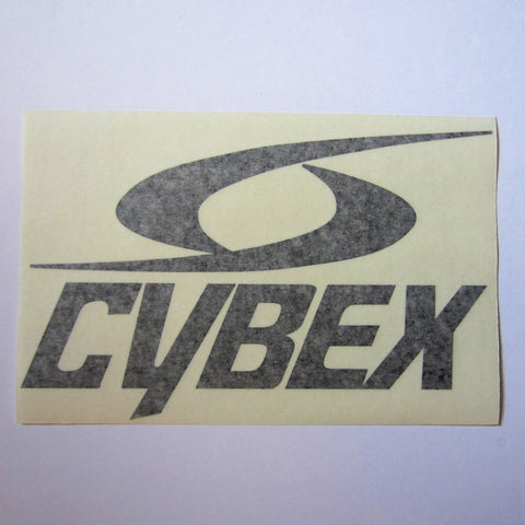 "Cybex Large Shroud Decal 11"" x 7-1/4"""