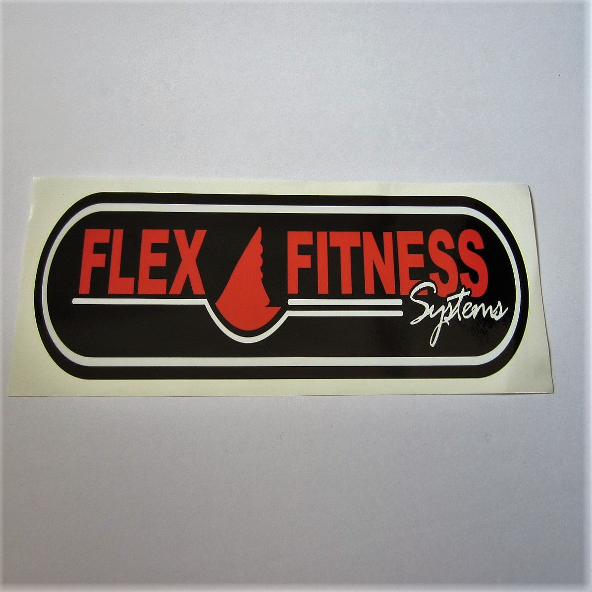 Flex Fitness Decal