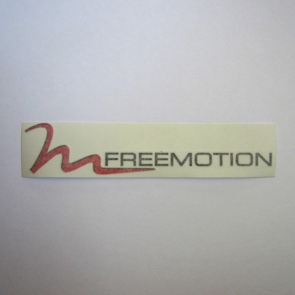 "Freemotion Decal 10"" x 2"""