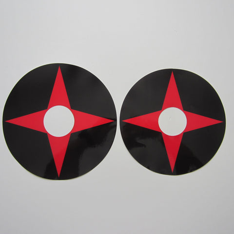 Schwinn AC Wheel Decal Set (2)