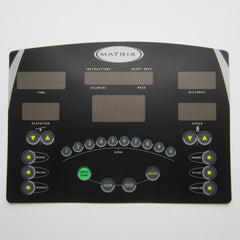 Matrix MX-T5X Treadmill Overlay
