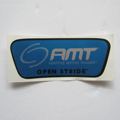 Precor AMT Decal