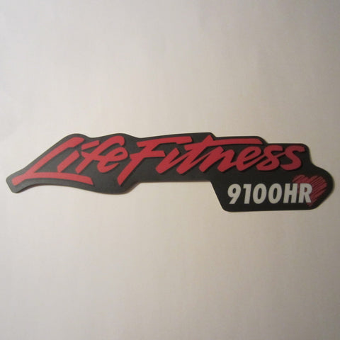Life Fitness CT9100 Rear Shroud Overlay