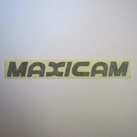 "Maxicam Frame Decal 13"" x 1-1/2"""