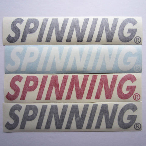 "NXT 7170 Spinning Main Frame Decal 11-1/2"" x 2-1/4"""