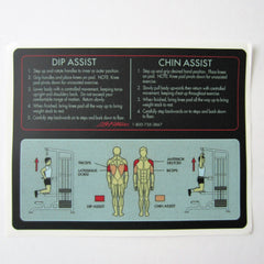 Pro 1 Dip Assist / Chin Assist
