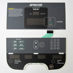 Precor 954i Overlay Keypad Set
