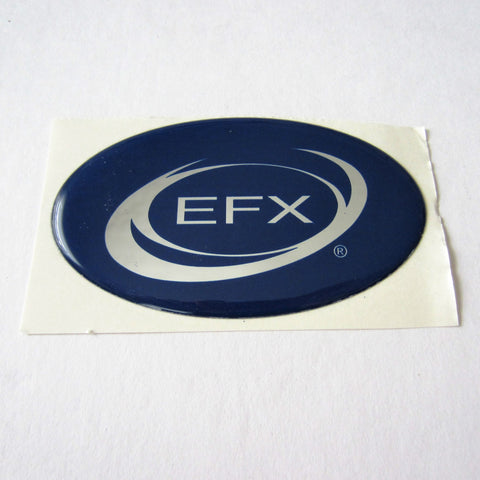 Precor EFX Domed Decal