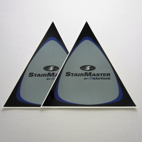 StairMaster by Nautilus Side Shroud Decals (Set of 2)