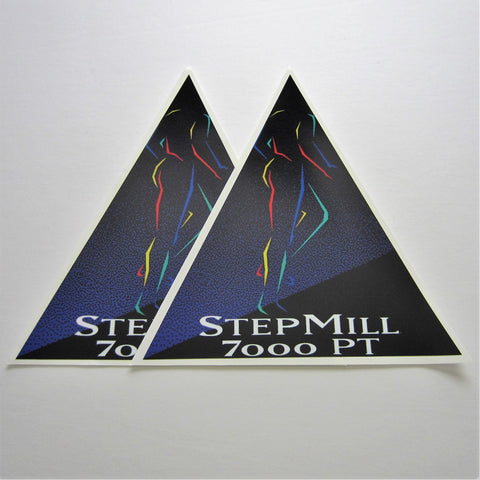 StairMaster 7000PT Side Shroud Decals (Set of 2)
