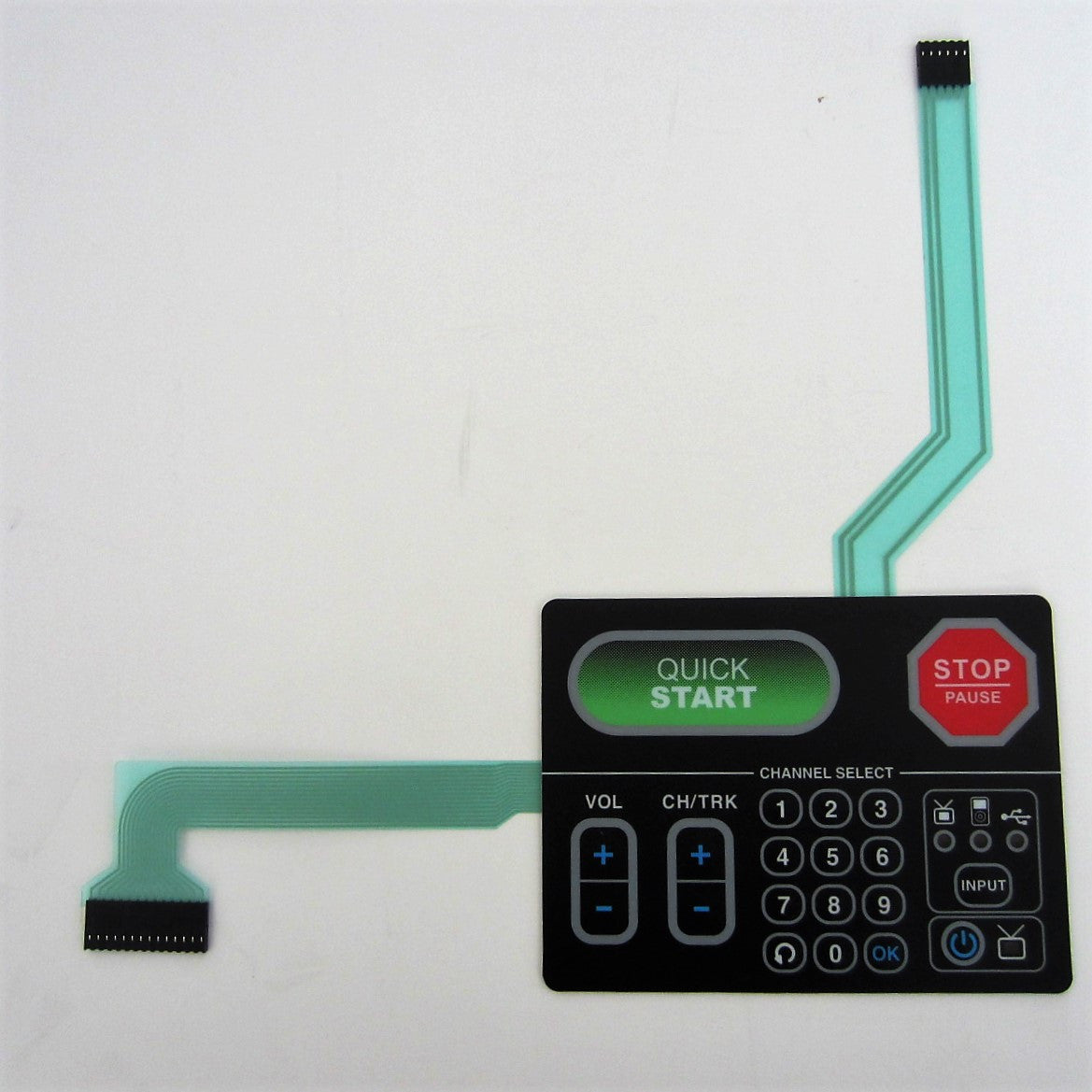 Star Trac E-TR Quick Start / Stop, PVS & iPod Controller