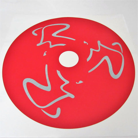 NXT Wheel Decal Set Red & Gray