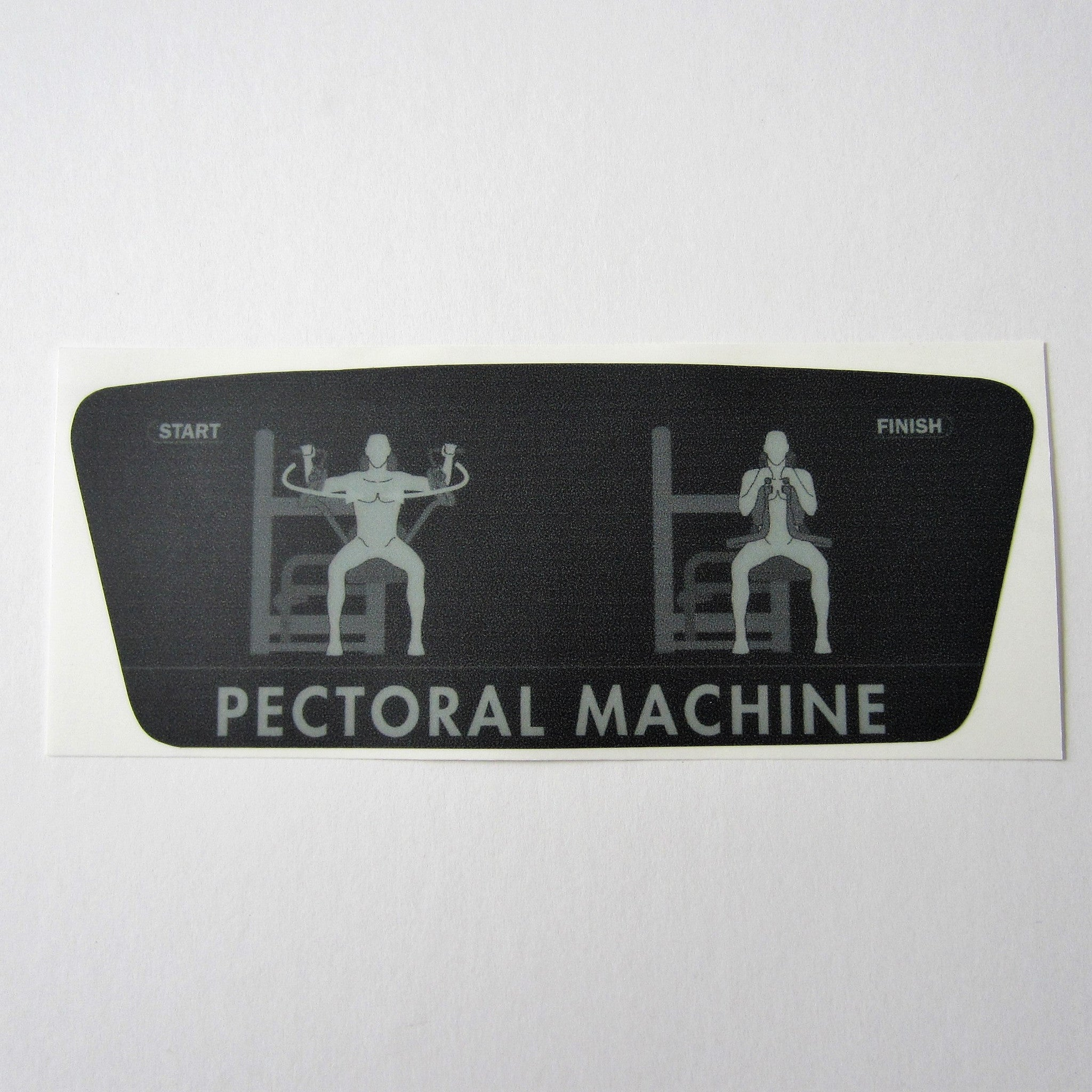 TechnoGym Pectoral Machine