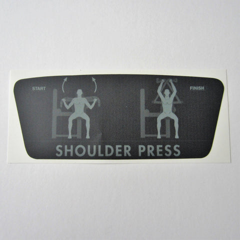 TechnoGym Shoulder Press