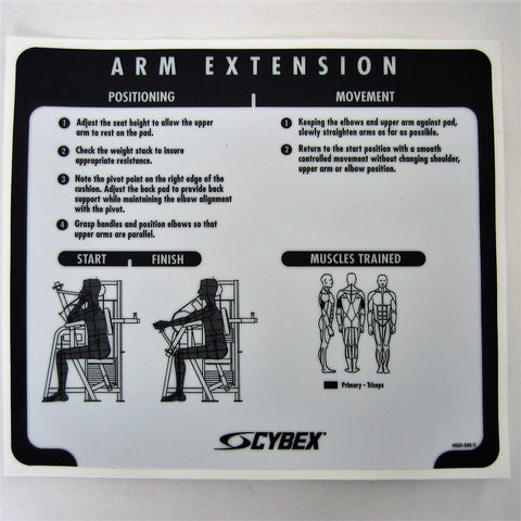 Cybex VR2 Arm Extension