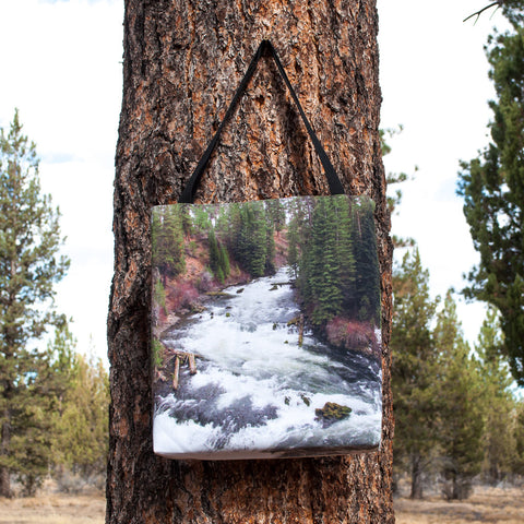 Benham Falls (on the Deschutes) Tote - Simply Bend Souvenirs