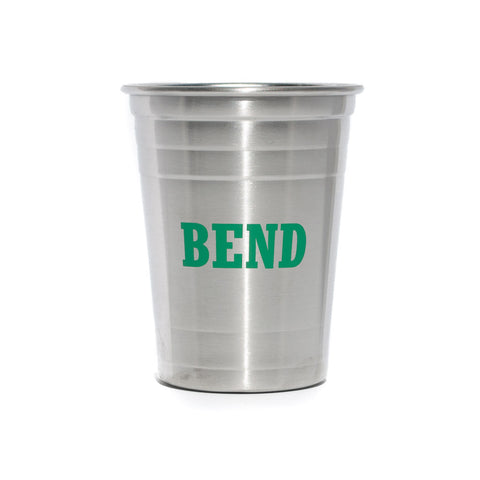 Steel BEND Pint - Simply Bend Souvenirs