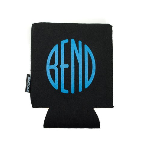 Authentic BEND Logo Koozie - Simply Bend Souvenirs