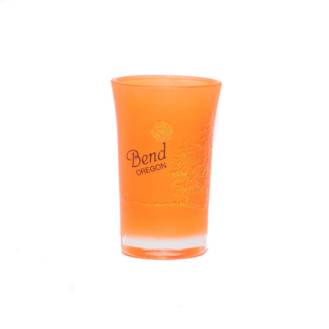 Florescent Shot Glass - Simply Bend Souvenirs
