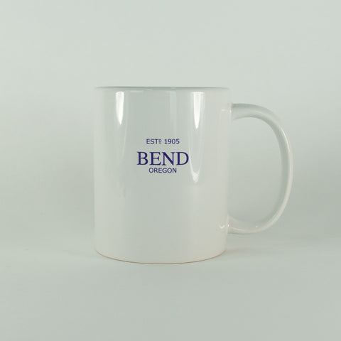 Bend, Oregon, Established 1905 - Simply Bend Souvenirs