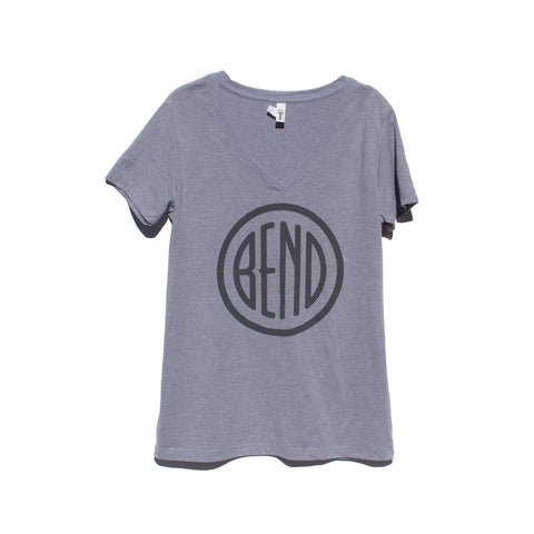 Bend Logo Women's T-Shirt - Simply Bend Souvenirs