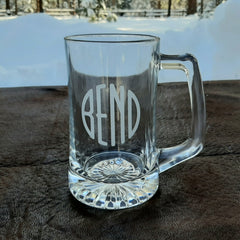Sport Mug with Bend logo