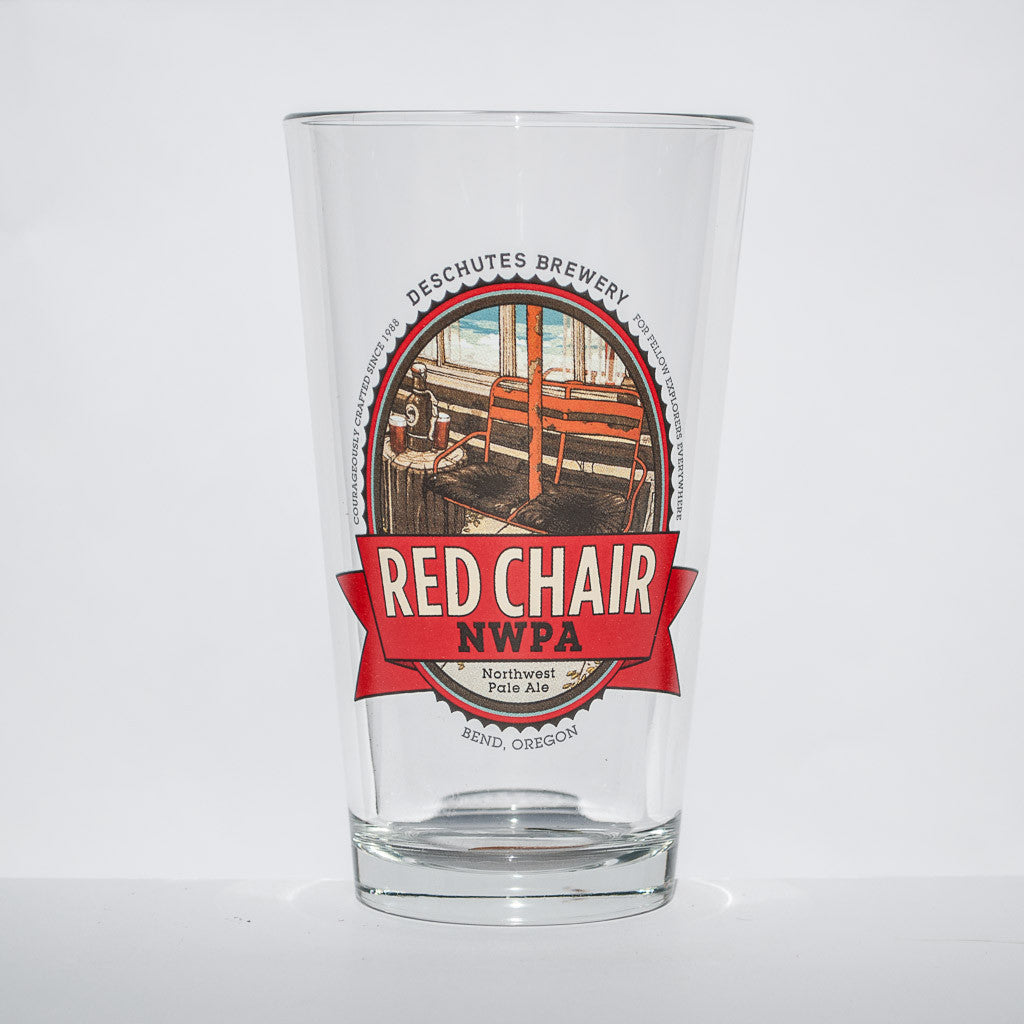 Deschutes Brewery Red Chair Northwest Pale Ale - Simply Bend Souvenirs
