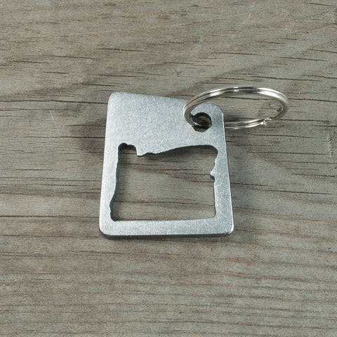 Oregon Bottle Opener Keychain - Simply Bend Souvenirs
