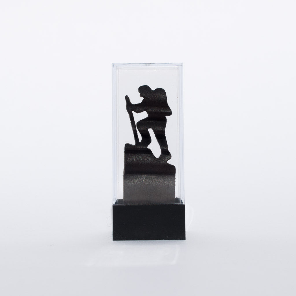 Hiker & Bend Sculpture - Simply Bend Souvenirs