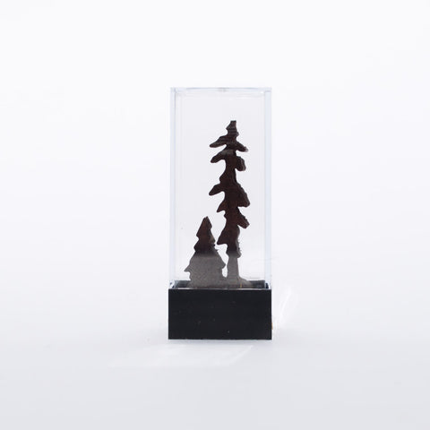Sasquatch & Trees Sculpture - Simply Bend Souvenirs